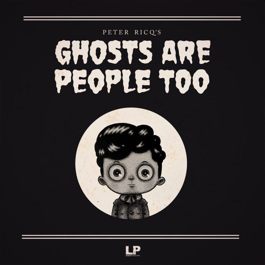 ghosts are people too kickstarter