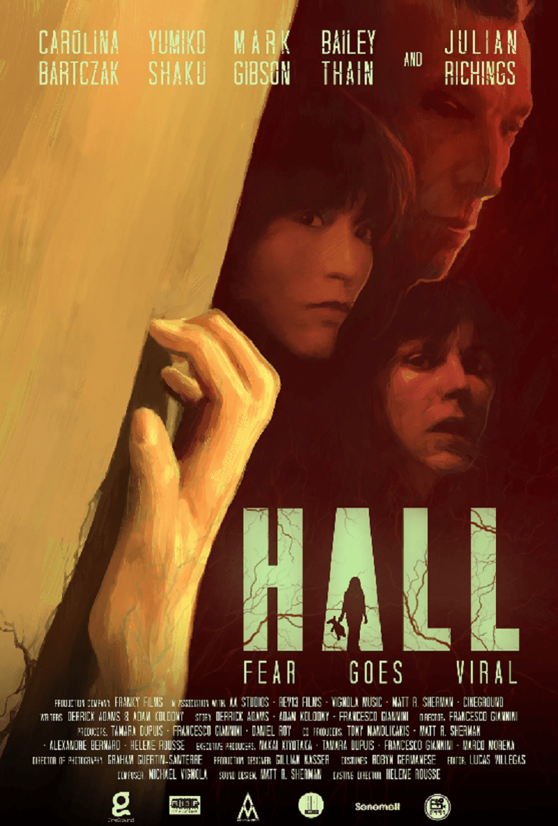 Hall 2020 Film review