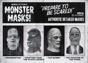 Universal Monsters Marks Loot Crate