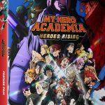 MHA Heroes Rising Blu-ray