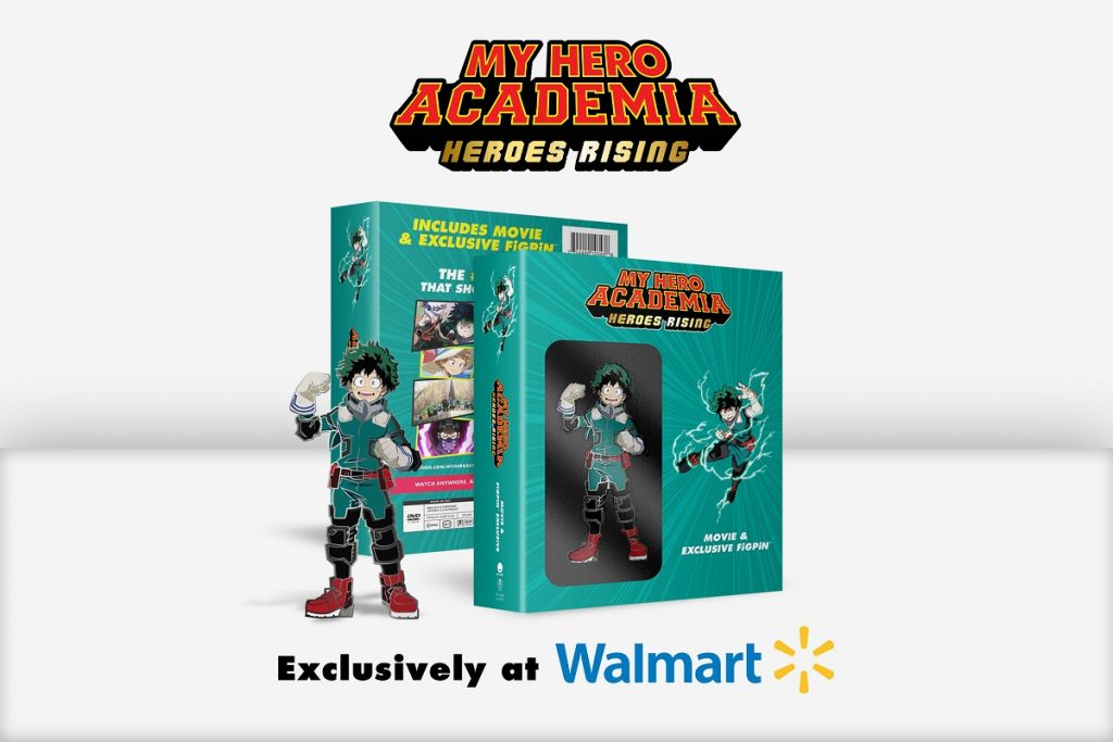 My Hero Academia Heroes Rising pin