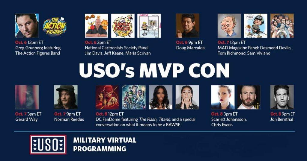 USO MVP Con