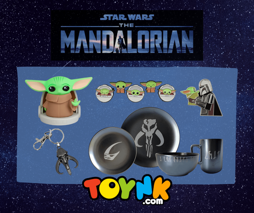 The Mandalorian Season 2 Items Toynk
