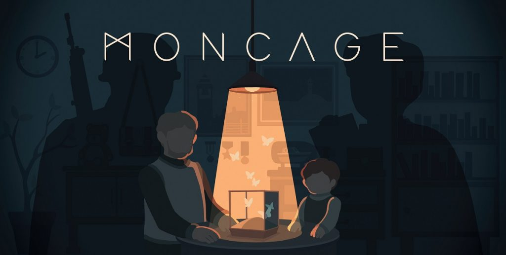 Moncage indie game