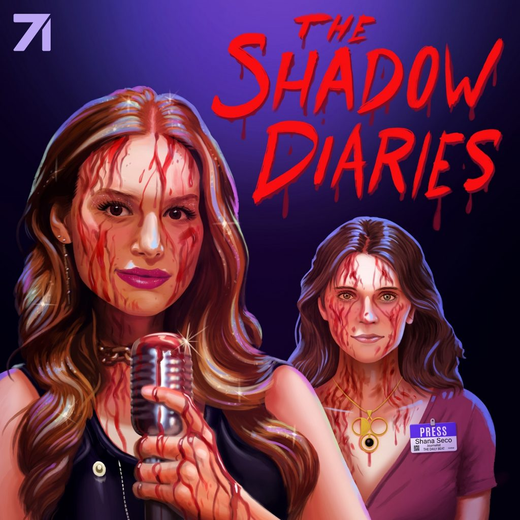 The Shadow Diaries podcast