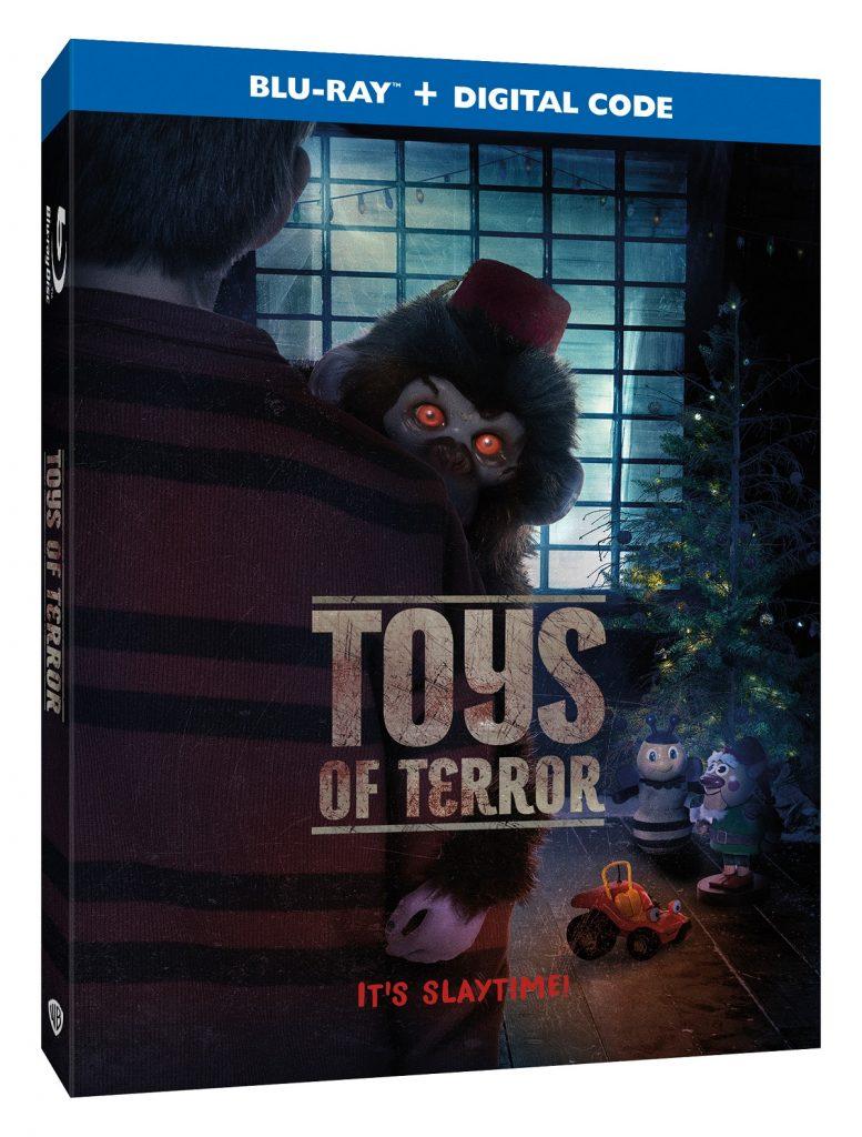 Sortie Blu-ray des films d'horreur