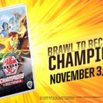 Champions of Vestroia Bakugan game 2020