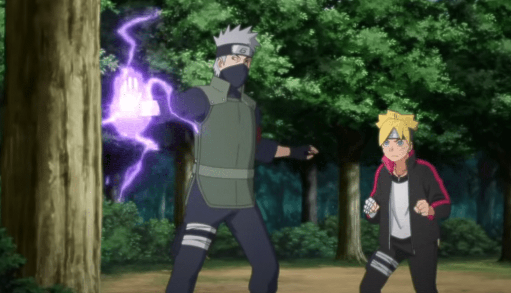 Training Begins Boruto anime 168 review