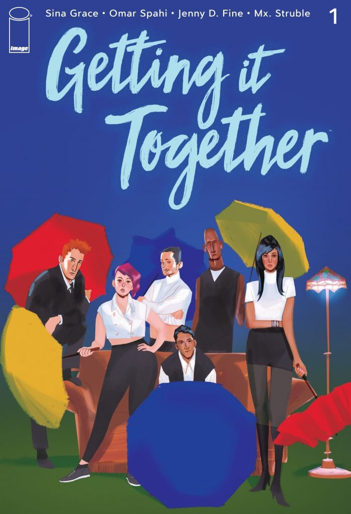 Getting It Together issue 1