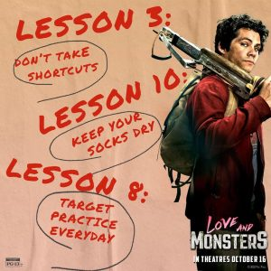 Love & Monsters Rules