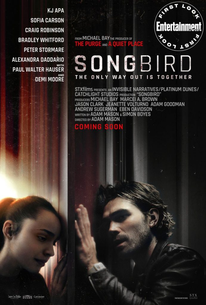 Songbird Michael Bay COVID