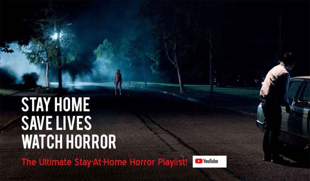 Youtube Screamfest channel