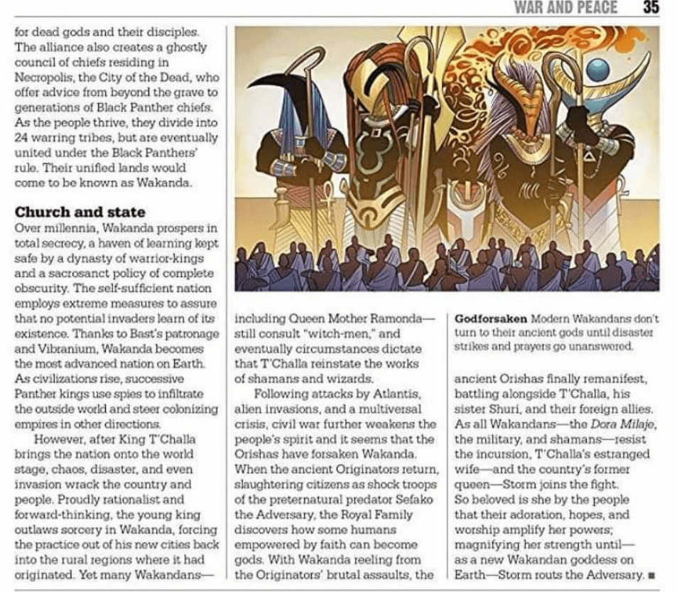 storm marvel encylopedia