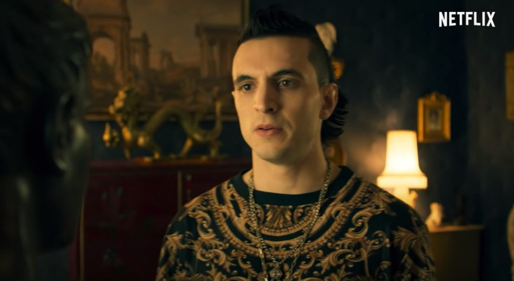suburra season 3 trailer October 2020