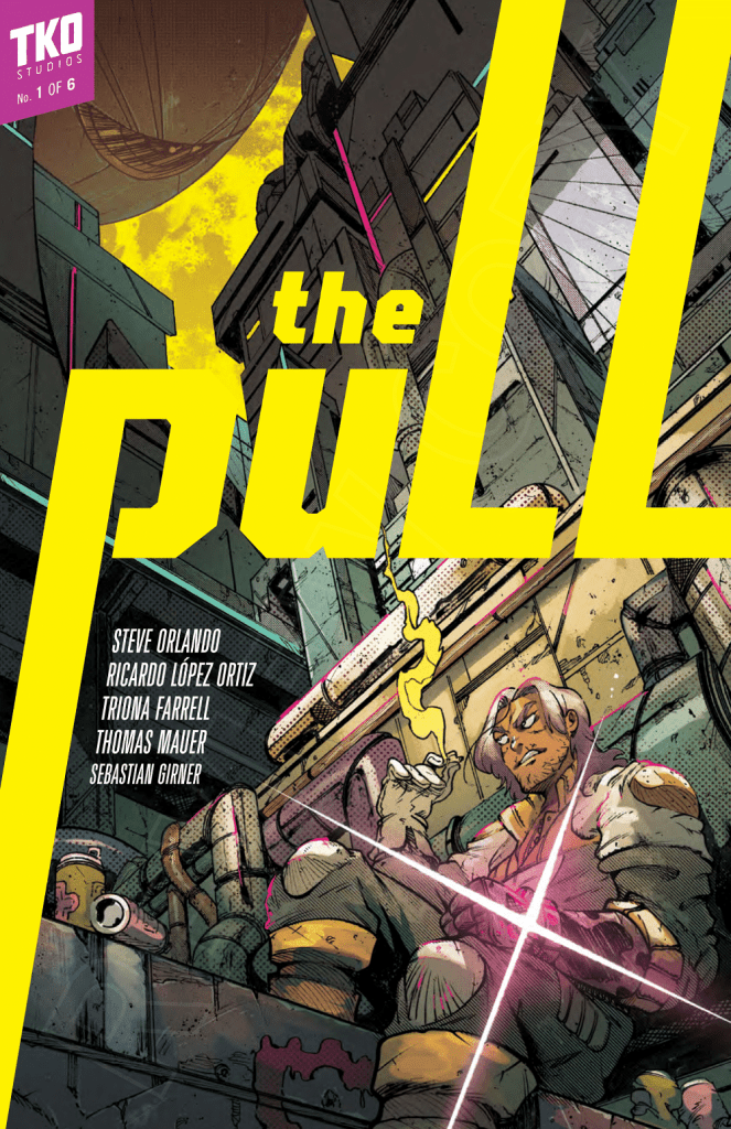The Pull Issue 1 review