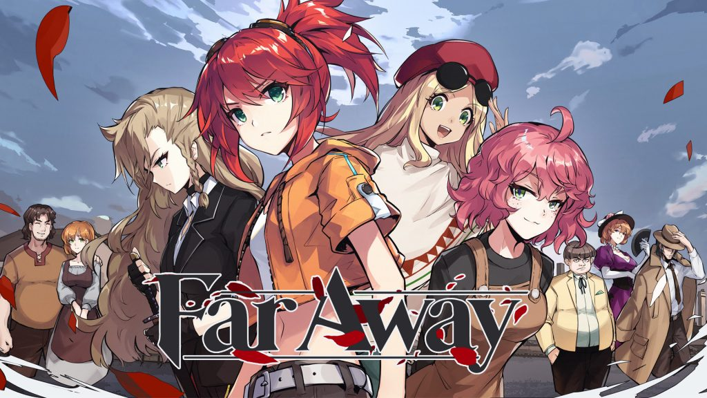 far away visual novel hongcha games