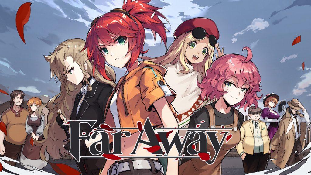 far away visual novel hongcha games