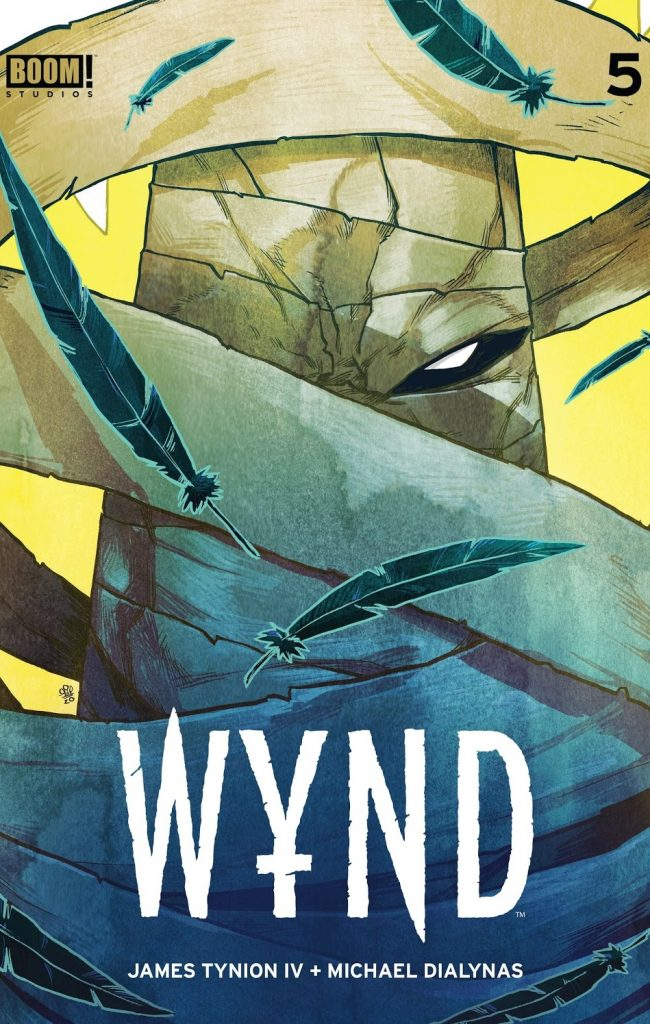 Wynd Issue 5 review