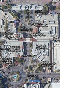 Disneyland Buena Vista Street