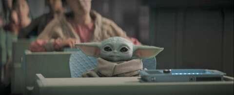 The Siege The Mandalorian Baby Yoda School