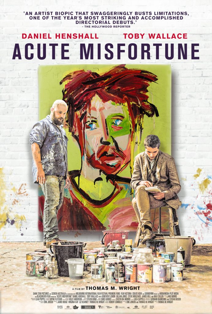acute misfortune movie review