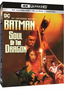 batman soul of the dragon blu-ray