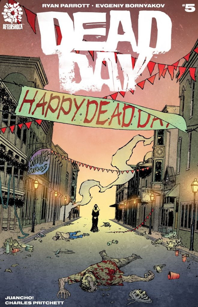 Dead Day Issue 5 review