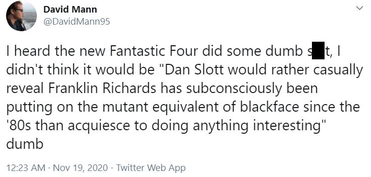 Fantastic Four Issue 26 review Dan Slott