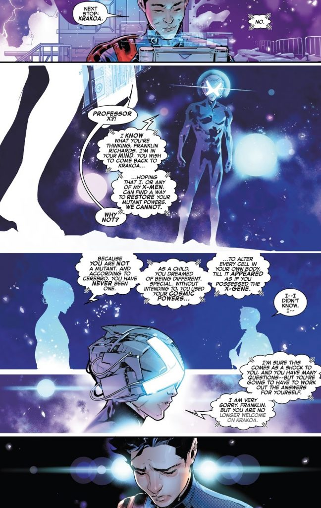 Fantastic Four Issue 26 review
