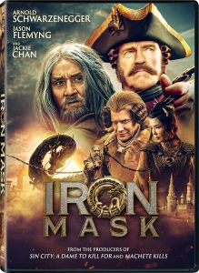 Iron Mask Blu-ray review