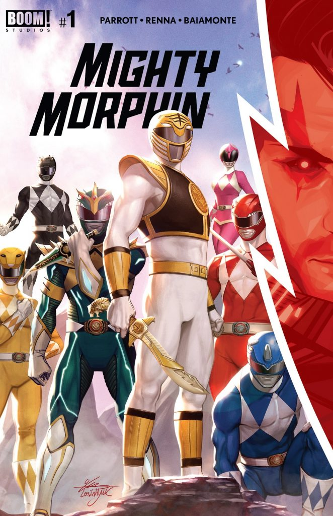 Mighty Morphin Issue 1 review