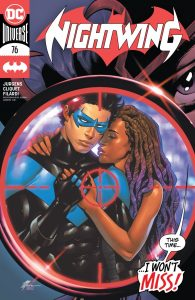 Nightwing Issue 76