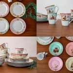 Disney Princess Dinnerware Collection Toynk