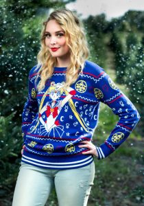 Sailor Moon Ugly Sweater