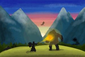 Shield Spell Sword Amazon Alexa game