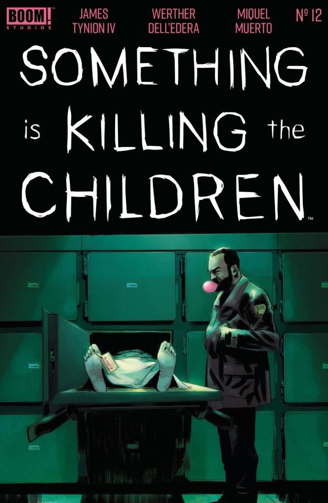 something is killing the children issue 12