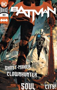 batman issue 103 review