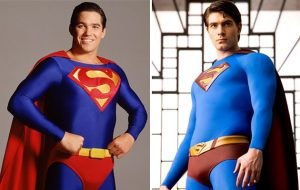 Superman Routh vs. Cain