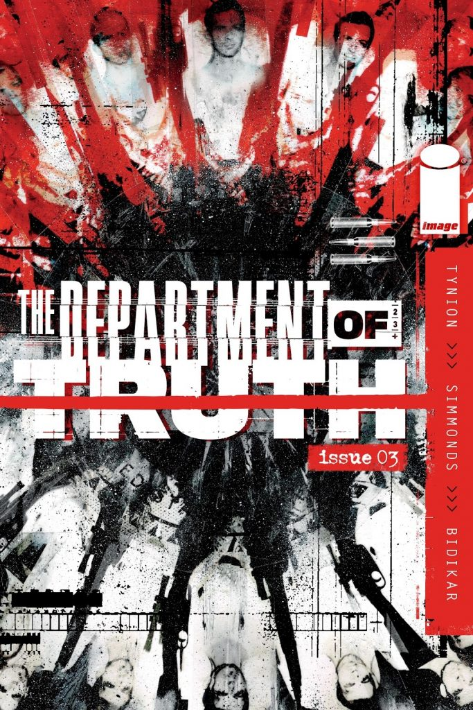 department of truth issue 3 review