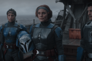 The Mandalorian Chapter 11 The Heiress