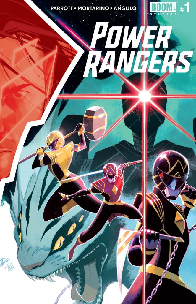 Power Rangers Issue 1 review