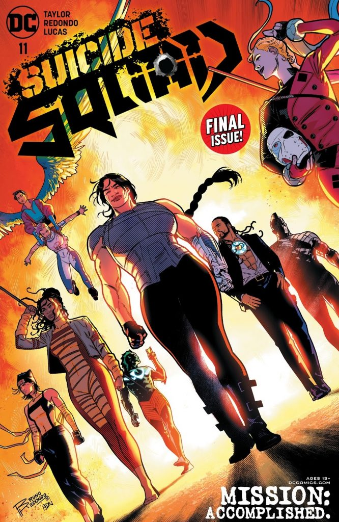 suicide squad issue 11 review