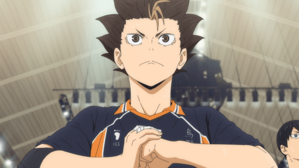 The Ultimate Challengers Haikyuu