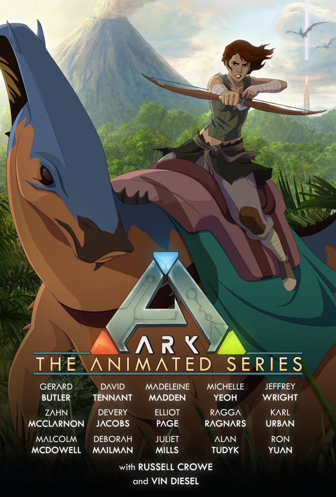 ARK The Animated Series 2022