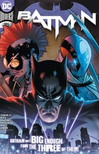 Batman Issue 105 review