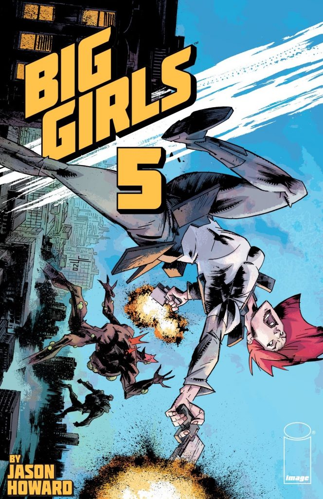 Big Girls Issue 5 review