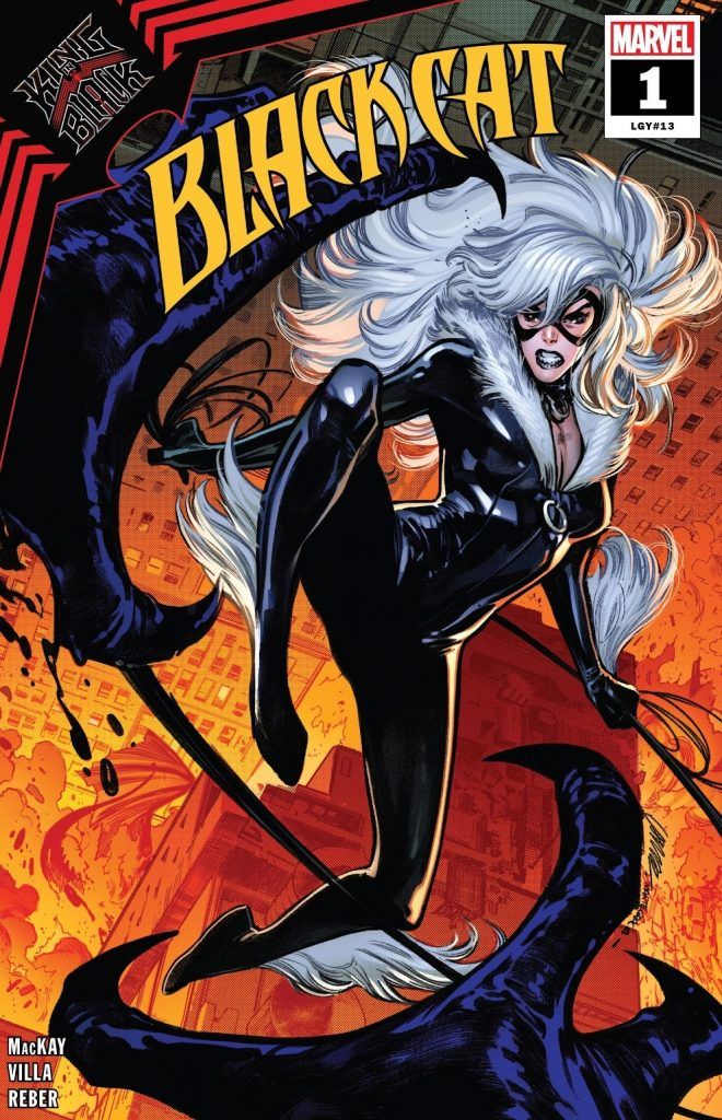 King in Black Black Cat Issue 1 review