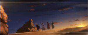 TGCF 1x7 Review: Scorpion-Tailed Snake Shadow