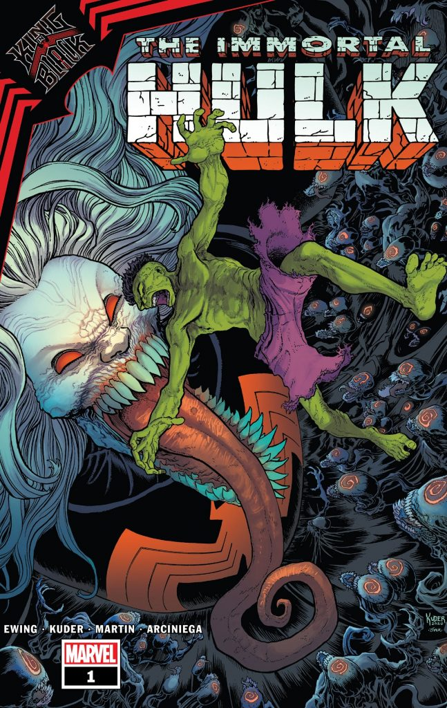 King In Black Immortal Hulk issue 1 review