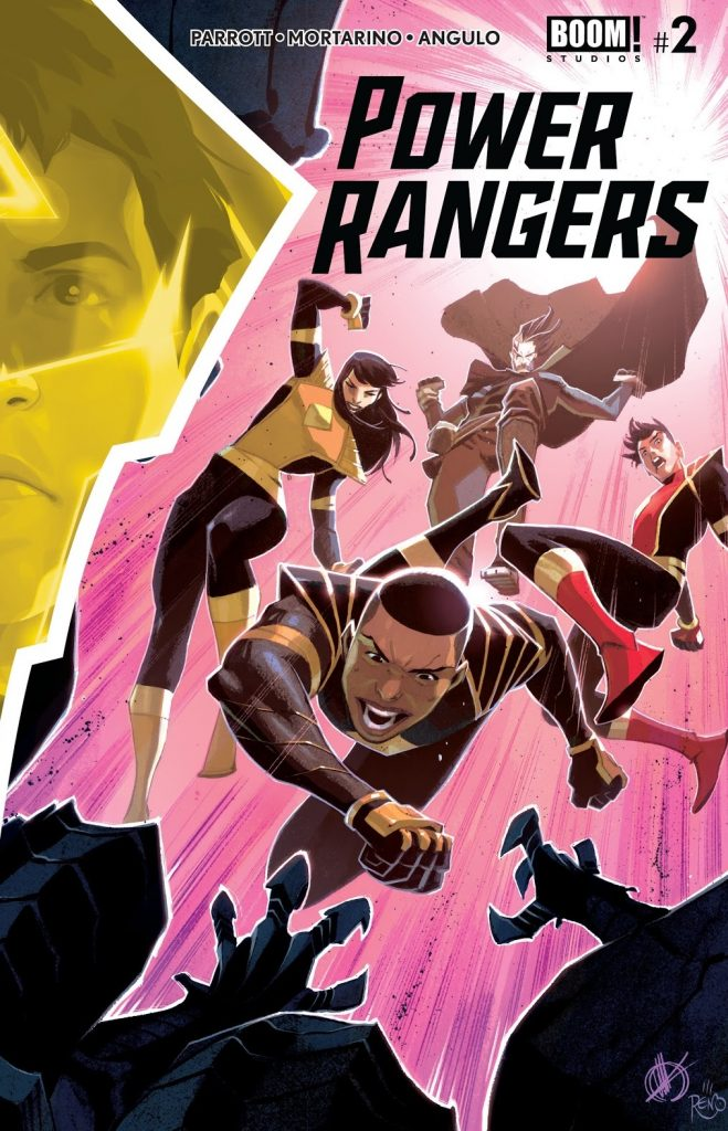 Power Rangers Issue 2 review